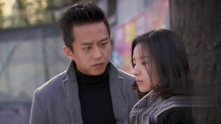相爱十年:肖然为心机女肚里孩子跟韩灵离,下秒得知是假孕,悔惨