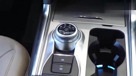 2020款福特探险者全新上市,坐进车内见到这大气的空间,我舍弃了大众途昂!