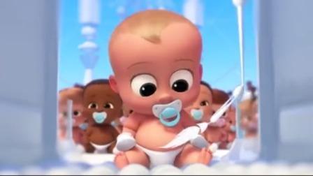 宝宝的制造全过程,真的是太可爱了,一出生就穿西装打领带
