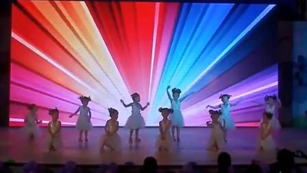 幼儿园小班舞蹈《唐诗新唱》