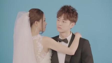 抓紧我:厉薇薇和里奥拍婚纱照,举止亲昵,陈亦度醋坛子翻了