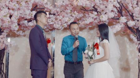 陈翔六点半结婚当天新娘问新郎几个问题两人当场宣布离婚