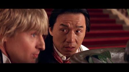 上海正午成龙这搭档太坑爹了每次遇到坏事就把龙叔推前面
