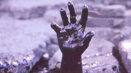 男子被活活丟入焦油池焚燒不料兩年后他和瀝青融為一體