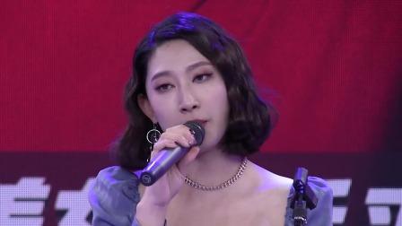 纯享版:关爽 《红豆》,一首歌看出她的音乐功底 音乐梦想秀 20191106