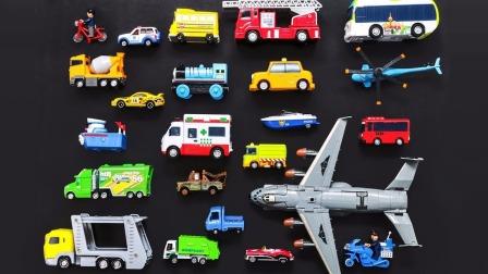 亲子早教儿童益智启蒙:学英语和小轿车等交通工具
