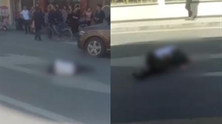 女子担心被丈夫殴打加速驾车驶离 丈夫被拖行后身亡