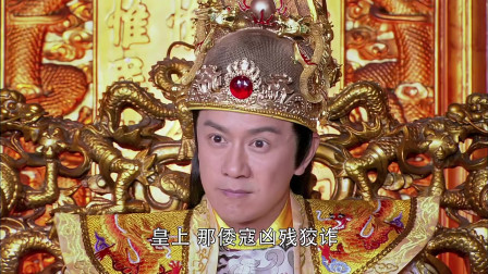 少林寺传奇藏经阁:皇上欲御驾亲征,讨伐倭寇,众臣反对