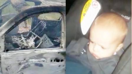 9名美国摩门教徒墨西哥被枪杀,一婴儿在满是弹孔的车中幸存