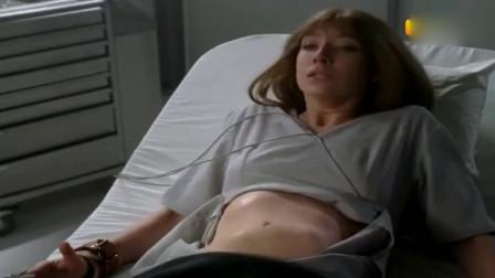 女子怀孕被带入实验室,2个月的身孕就快要生了