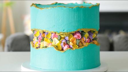 是谁过生日?萌宝小萝莉的妈妈制作了生日蛋糕!趣味玩具故事