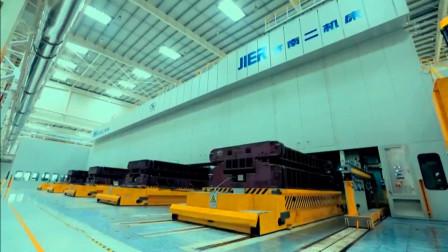 中国超级冲压装备,达全球最先进水平,连续赢得世界高端汽车订单