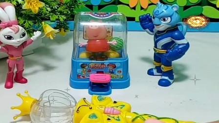 益智少儿亲子玩具:乔治能救出佩奇吗