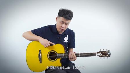 小磊评测——威尼斯M1单板电箱吉他——小磊吉他出品