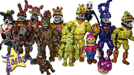 手办:设计师捏造了一系列游戏角色,你认识几个?