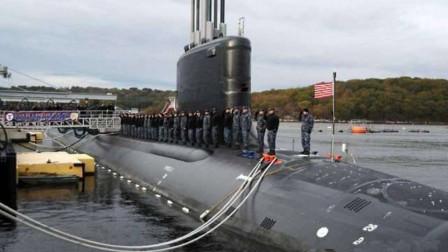 美新型核潜艇正式开建,可携带20枚洲际导弹