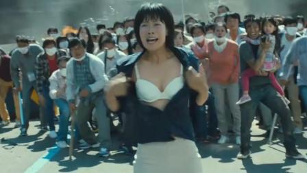 感冒也能引起世界末日!带你几分钟看完一部完全不输《釜山行》的韩国灾难片!
