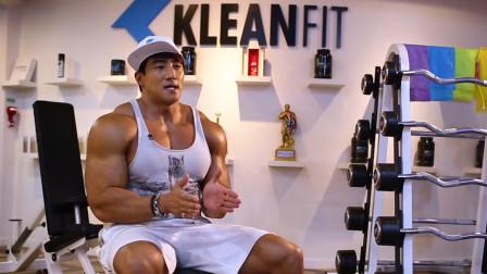 """韩国最帅""""肌肉男"""",一身的腱子肉,网友:理想型男友!"""