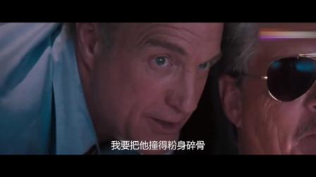 《蒸发密令》:男子开飞机撞王牌特工,还以为他必无疑,结果特工使出了看家本领!