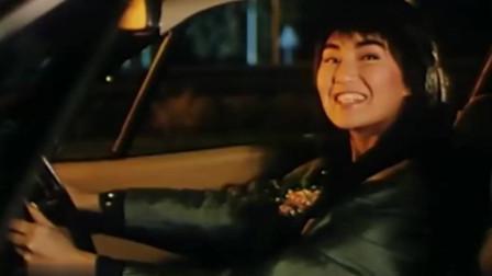 女司机嫌老司机速度慢,老司机一招教她做人,这套路太深