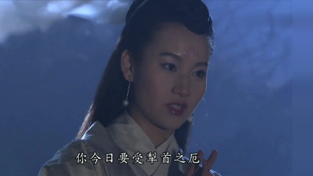 殷郊执迷不悟,最终被师傅广成子用天犁解决掉了