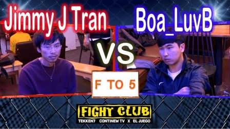 [FT5] Jimmy J Tran vs Boa_luvB
