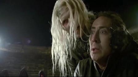 恶灵骑士:小男孩把复仇之魂还给凯奇,恶灵骑士霸气归来!