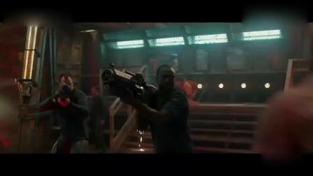 银河护卫队1:格鲁特:你们干嘛,我就拿了个玩具,别打我啊