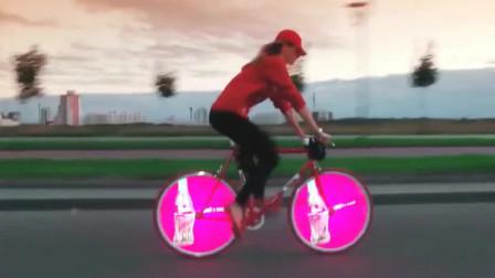 创意单车,让骑行越来越酷炫