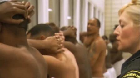 美国男子监狱中,女性狱警最受欢迎,背后目的惊人