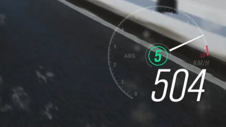 【地平线4】高速公路测试法拉利599XX EVO最高时速 宝马M4 GTS警车拦截 500KM+