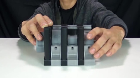 牛人自制转子发动机模型,直观展示其原理,长见识了