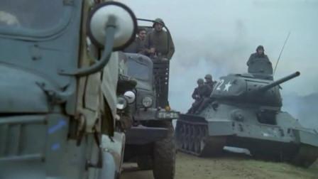 一部惨烈的二战电影,苏军柏林看胜利者,如何对待德军战俘