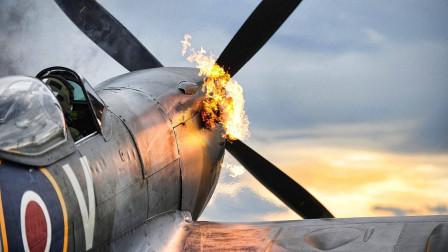 战斗机中的虎式坦克,二战英国技术的结晶,创造了无数战绩