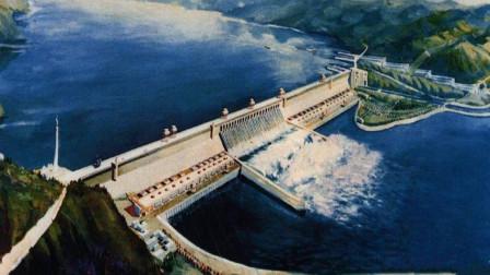 又一座最大水电站发电量将超过三峡大坝建设过程太震撼啦