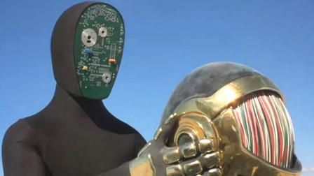 機器人想變成人類,卻被同類驅逐,最終走向毀滅!