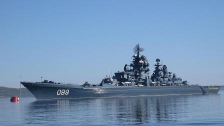 目标:美航母!24000吨巨无霸横行海上,400枚导弹可展开饱和攻击