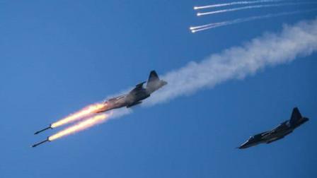 土耳其联军遭战机空袭,前线司令部被夷为平地