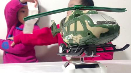 大号警车运输车拖车玩具车,儿童男孩警察车模型拆箱体验试玩!