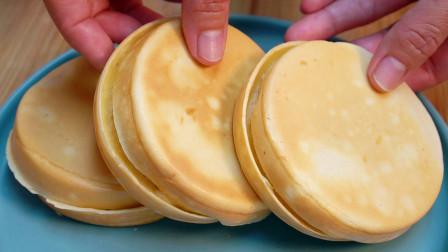 想吃车轮饼不用买了,在家教你做,香甜松软又拉丝,比买的还好吃