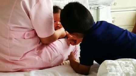 生二胎日子越过越遭罪的,一般是以下类型家庭,活得心累