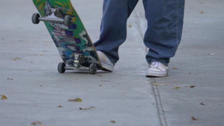 趁年轻就是要滑板
