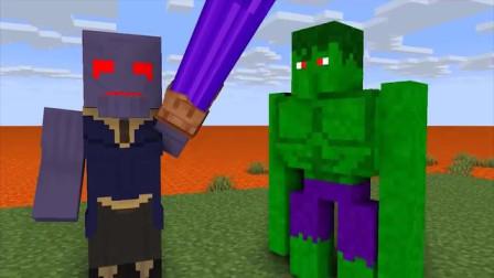 我的世界动画-怪物学院-终局之战-Minecraft Animations