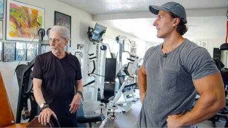 Sadik Hadzovic - 弗兰克·赞恩的家庭健身房一览