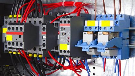 维修电工分不清接触器和继电器,还怎么干维修?这方法好,让你一学就会