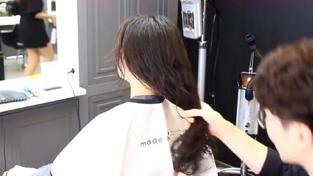 女人过了40岁这款长发都应该试一试,时尚,优雅,不过时