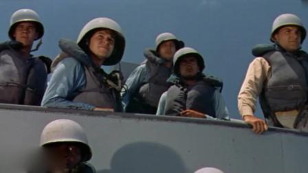 二战经典海战电影,美驱逐舰PK德潜艇的经典之作,场面宏大真实