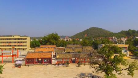 带你去看广东高州长坡镇旧城电白郡遗址及中华第一冼太庙