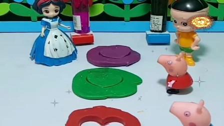 益智少儿亲子玩具:白雪的爱心找不到了336