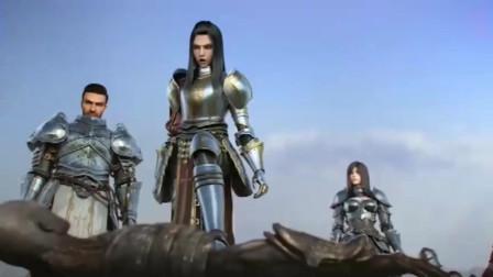 雄兵连:寒冰女王踩着恶魔吐槽莫甘娜,却不知莫甘娜就在一旁观战